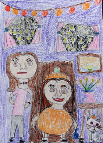 Piper Carlisle, 9 years old, Regina-Howell Elementary School