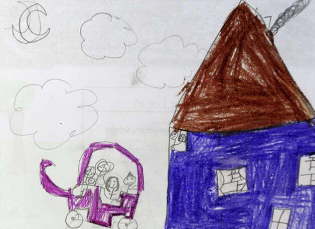 Allison Allen, 8 years old, Regina-Howell Elementary School