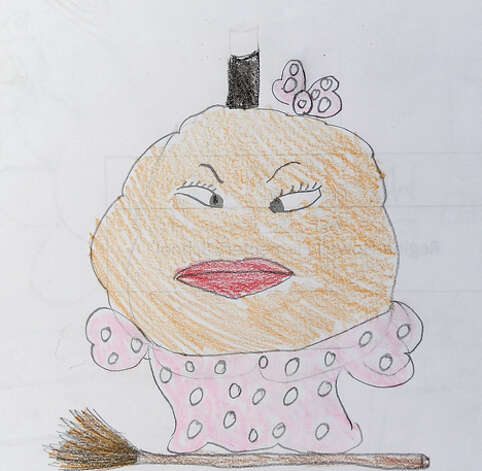 Whitney Moody, 8 years old, Regina-Howell Elementary School