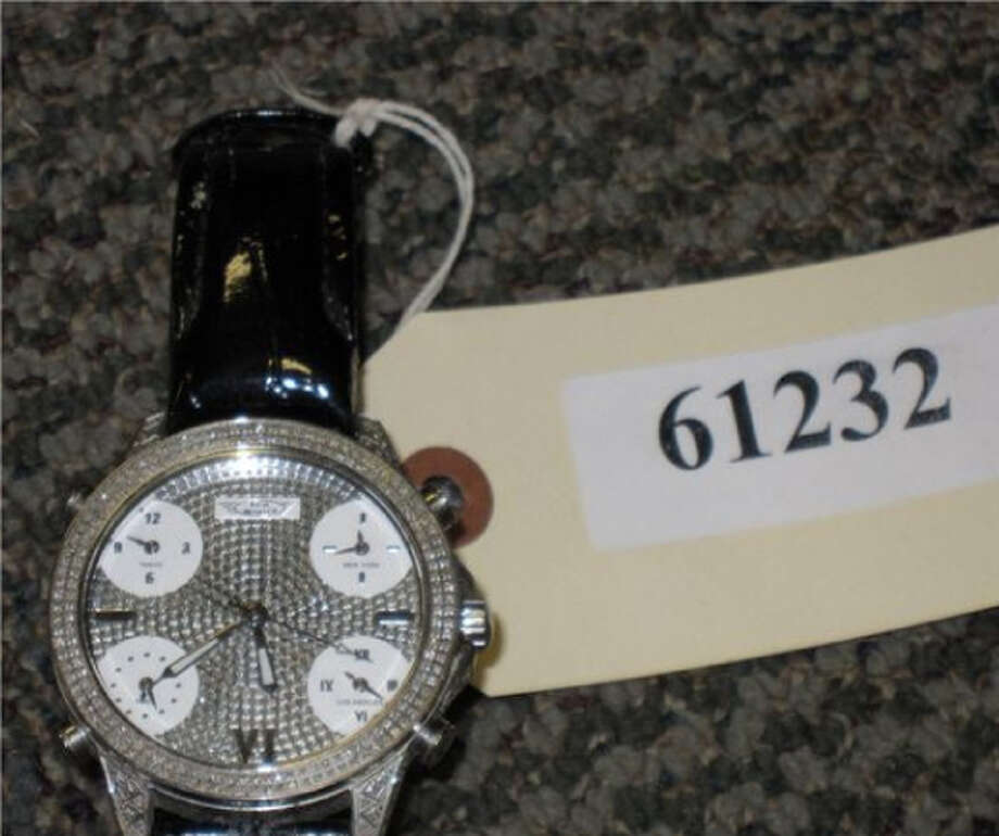 The San Antonio Police Department will be holding its regular property auction Thursday, Oct. 25 at 6:30 p.m. at the V.F.W. Hall. Here are some items up for auction. Photo: SAPD