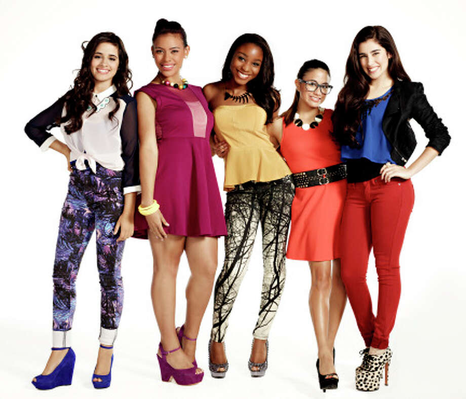 THE X FACTOR: GROUPS: LYLAS: CR: Jeff Lipsky / FOX.