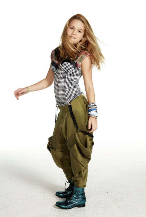 THE X FACTOR: TEENS: Beatrice Miller, 13. Hometown: Maplewood, NJ CR: Jeff Lipsky / FOX