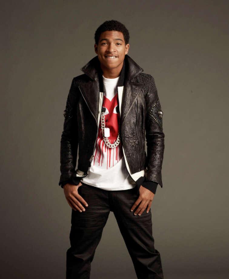 THE X FACTOR: TEENS: Arin Ray, 17. Hometown: Cincinnati, OH.CR: Jeff Lipsky / FOX
