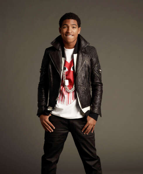 THE X FACTOR: TEENS: Arin Ray, 17. Hometown: Cincinnati, OH.CR: Jeff Lipsky / FOX