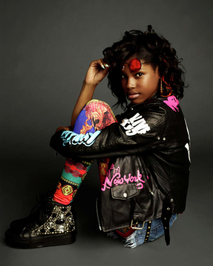 THE X FACTOR: TEENS: Diamond White, 13. Hometown: Los Angeles, CA.  CR: Jeff Lipsky / FOX