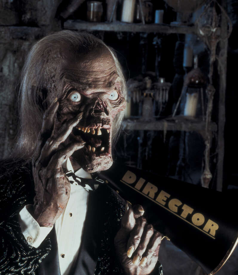 """""""Tales from the Crypt"""" was one of the best horror TV shows and the cackling corpse Cryptkeeper was the perfect host to introduce all the terror tales. Photo: 1994 UNIVERSAL STUDIOS, UNIVERSAL STUDIOS / TIME-LIFE PHOTO LAB"""