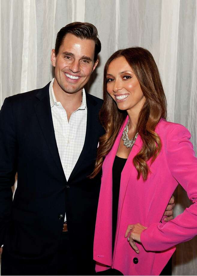 At the Memorial Hermann In the Pink of Health luncheon, Giuliana and Bill Rancic spoke about their struggles with infertility and Giuliana's breast cancer. Photo: John Lynch