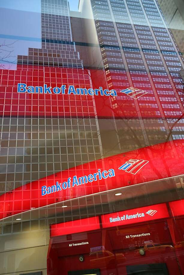 Bank of America allegedly generated thousands of fraudulent home loans that swindled Fannie Mae and Freddie Mac. Photo: Mark Lennihan, Associated Press