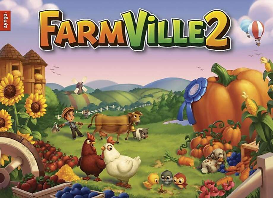 "Of 61.3 million monthly users, 9 million play ""FarmVille 2"" daily, according to AppData, which tracks mobile app usage. Photo: Associated Press"