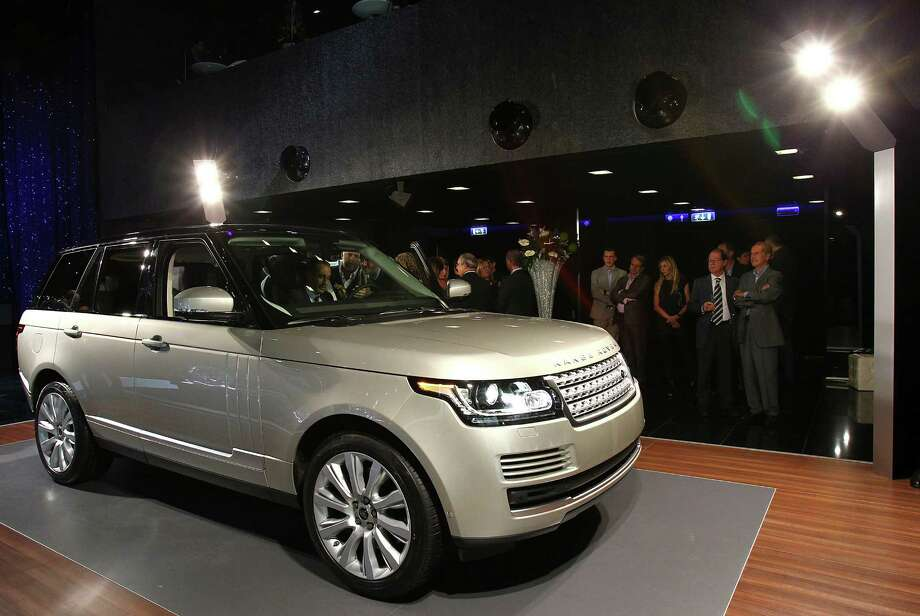 On Monday, luxury SUV granddaddy Land Rover unveiled the new Range Rover 2013 at Capitol Club in Rome.  Starting price: $83,500. Photo: Marco Luzzani, Getty Images For Land Rover / 2012 Getty Images