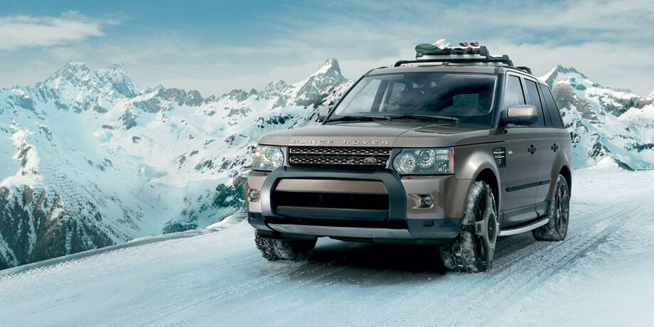 The Range Rover Sport. Starting price: $60,895. Photo: Land Rover