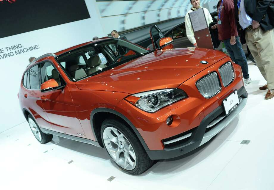 Our final German luxury SUV builder is BMW. This is the X1, which starts at $30,650. Photo: STAN HONDA, AFP/Getty Images / 2012 AFP
