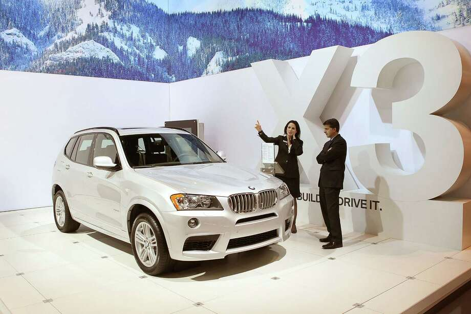 The BMW X3 starts at $38,500. Photo: Scott Olson, Getty Images / 2011 Getty Images