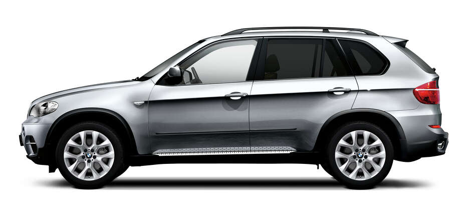 The BMW X5 starts at $47,500. Photo: BMW