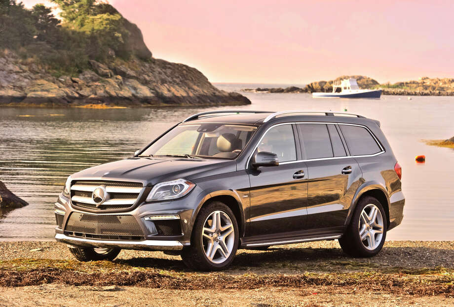 The Mercedes-Benz GL Class. Starting price: $62,400. Photo: Mercedes-Benz, Wieck / © 2012 Mercedes-Benz USA
