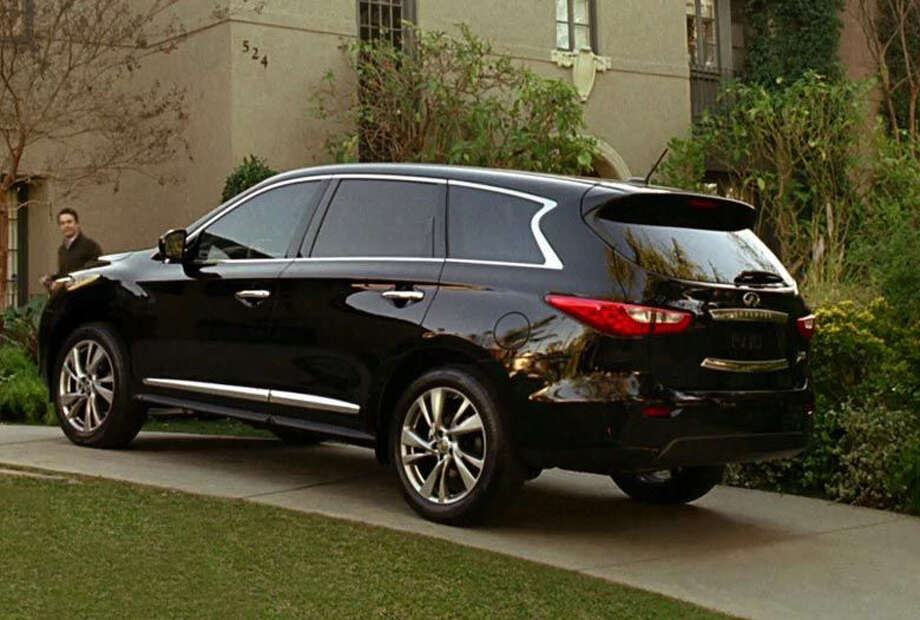 Infiniti, Nissan's luxury brand, starts its SUV line with the JX, at $40,650. Photo: Infiniti