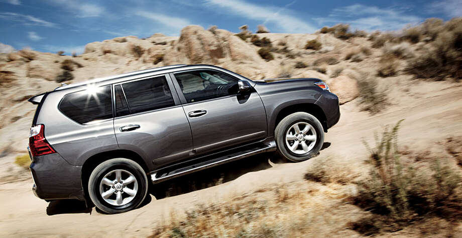 The Lexus GX starts at $53,445. Photo: Lexus