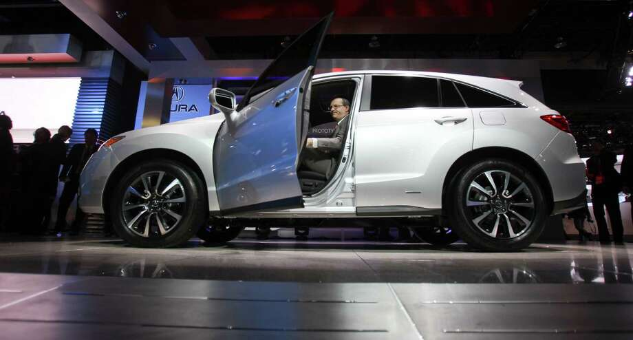 The final Japanese brand is Honda's Acura, which unveiled it's RDX prototype at the North American International Auto Show in Detroit Michigan, on January 9, 2012.   Starting price: $34,320. Photo: GEOFF ROBINS, AFP/Getty Images / 2012 AFP
