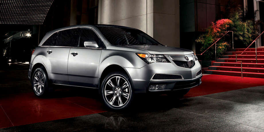 The Acura MDX starts at $43,280. Photo: Acura