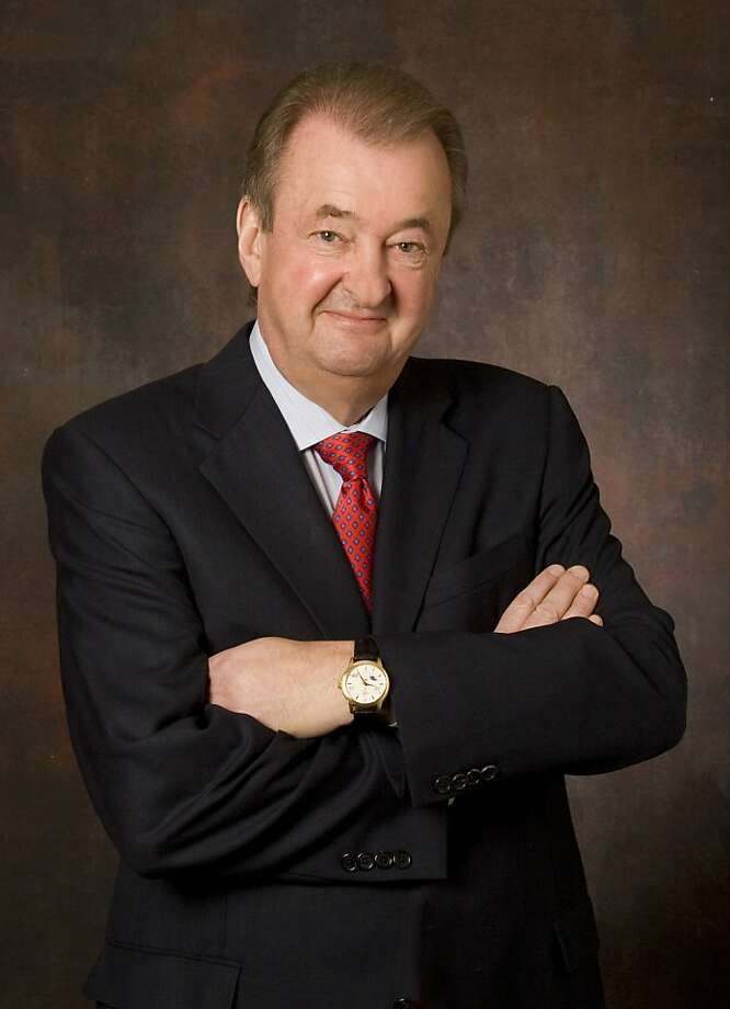 Joseph Saunders is leaving after five years as the head of the credit card industry leader. Photo: Visa.com