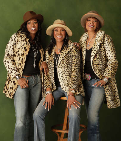 Pointer Sisters Photo: Provided
