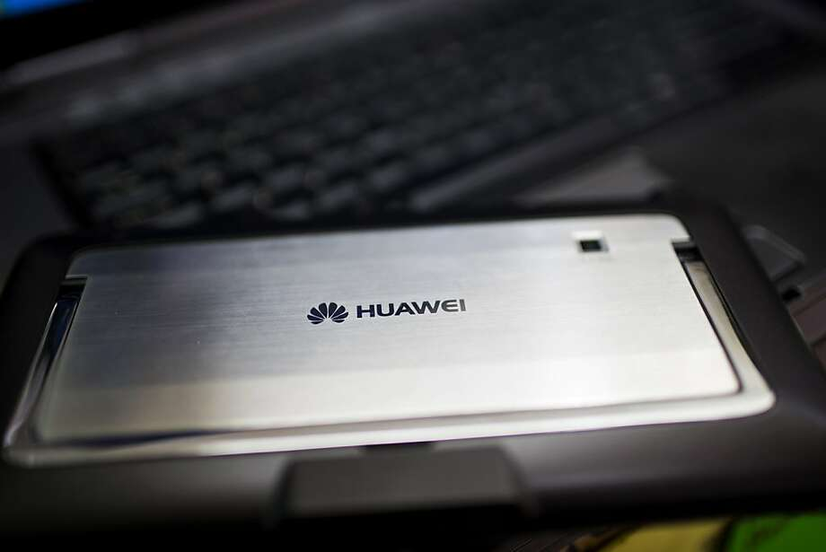 Huawei Technologies of China is reportedly one of the companies switching from Altera's processors. Photo: Brent Lewiin, Bloomberg