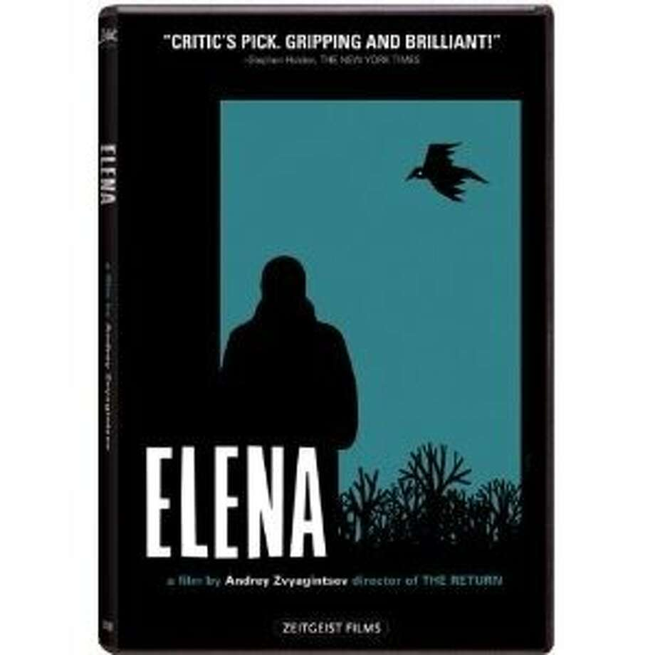 DVD cover ELENA Photo: Zeitgeist Films, Amazon.com