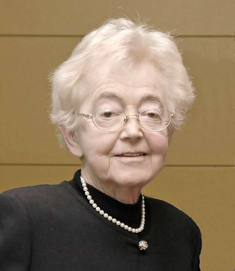 Judge Betty Fletcher graduated from Stanford in 1943. Photo: 9th Circuit Court Of Apeals, Associated Press