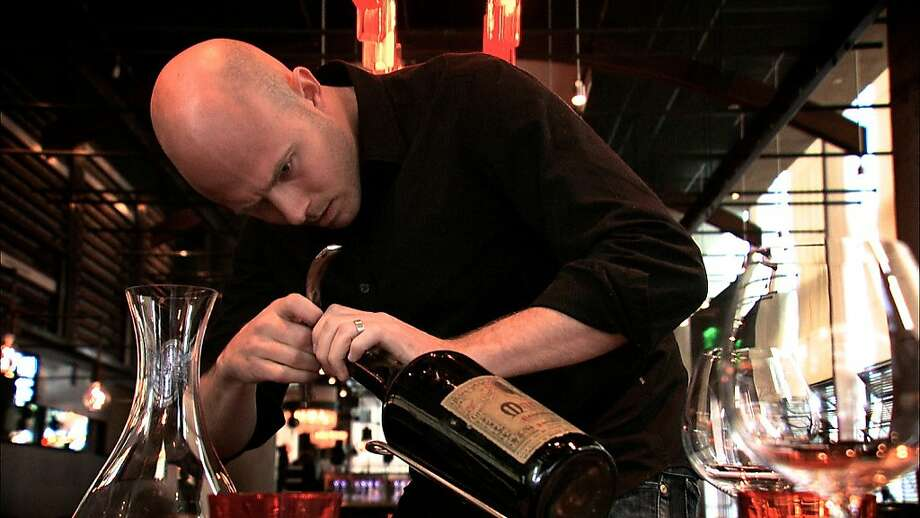 "A still from ""Somm,"" part of the 2012 Napa Valley Film Festival. Photo: Napa Valley Film Festival"