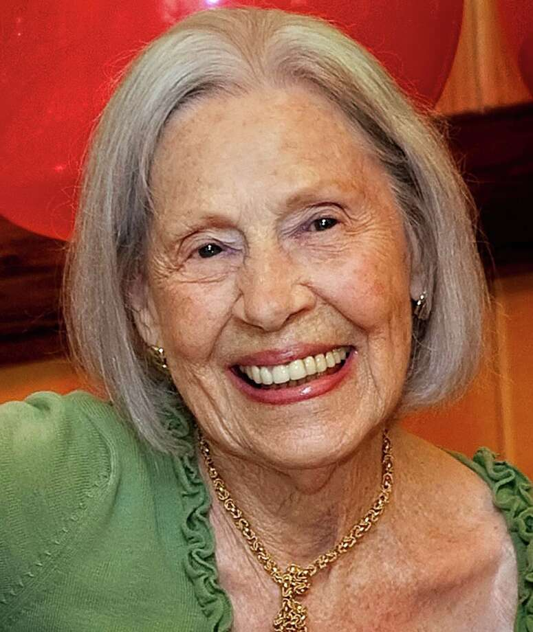 Mildred Amanda Ritter, age 102, passed away peacefully on October 18th, 2012, in San Antonio. Photo: Courtesy Photo/