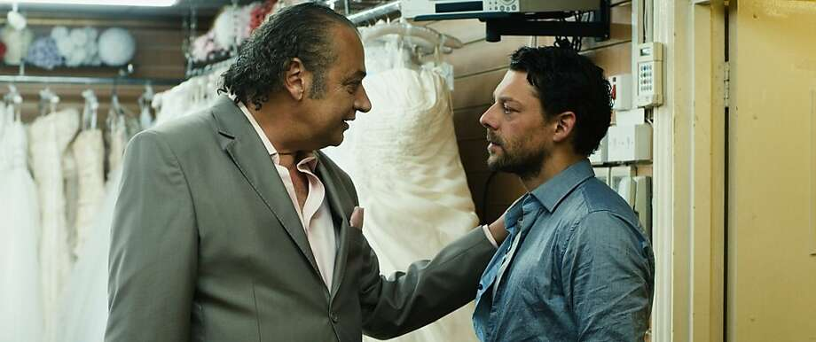 "In ""Pusher,"" Richard Coyle (right) plays a small-time drug dealer in debt to Zlatko Buric. Photo: Radius-twc"