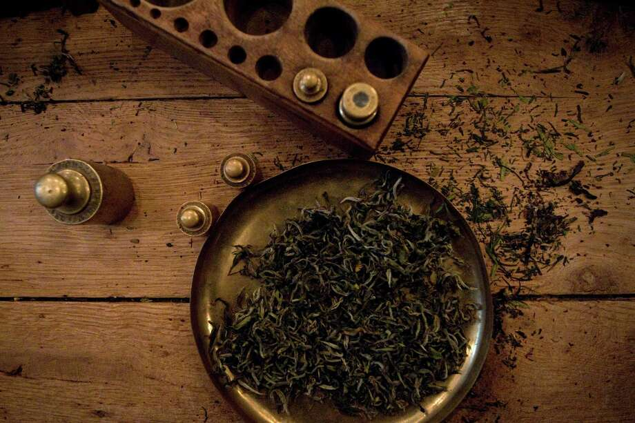 TRUE OR FALSE: Green tea can help lower cholesterol. Photo: JOEL SAGET, . / 2011 AFP