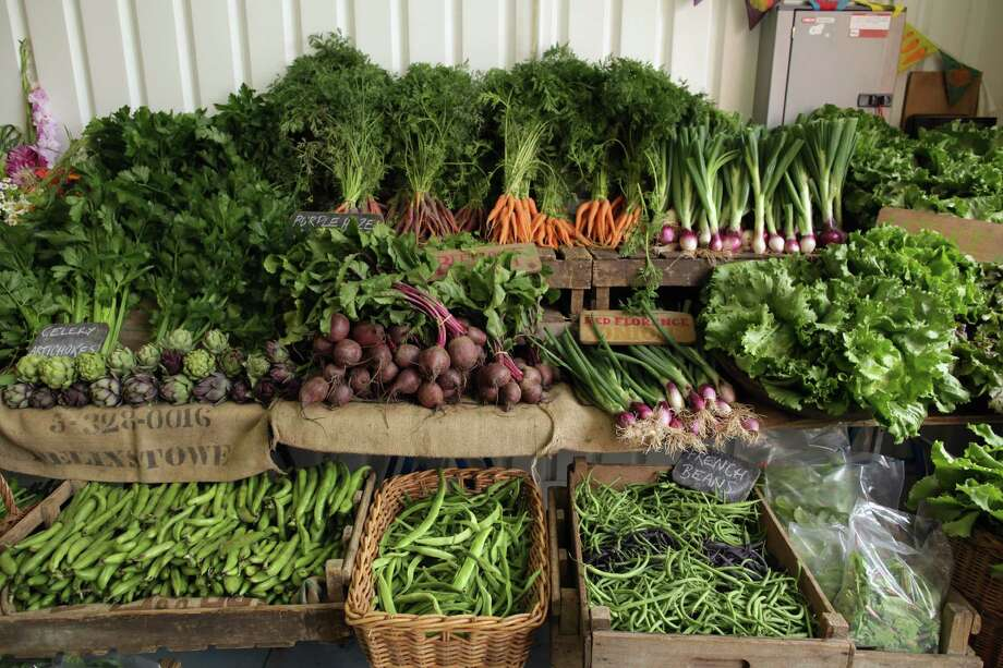 FALSE: A landmark Stanford University study published late 2012 found that organic food has no nutritional advantage over conventional food. So, if you're into organics for nutrients and personal health, it's not worth the extra money. If you care about pesticides, antibiotics and the earth, a different story. Photo: Dan Kitwood, . / 2011 Getty Images