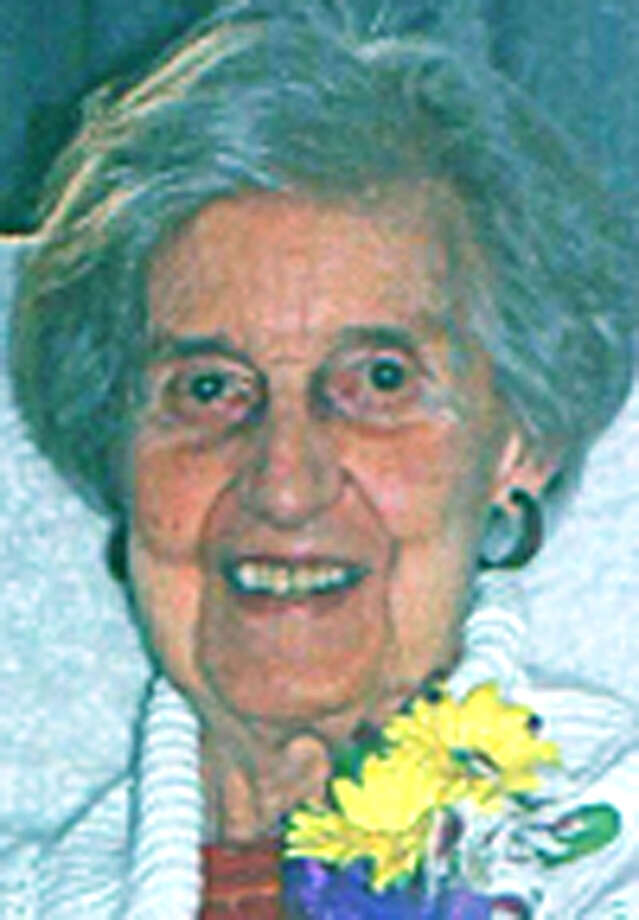 Louise Johnson Taylor, 92, died Oct. 16, 2012. Mrs. Taylor was born Nov. 9, 1919, in New Milford, the daughter of the late Eric and Lillian Zeiner Johnson. She lived most of her life in Brookfield, moving to Bridgewater  in 1986 and to Hyde Park, N.Y., in 1998. Photo: Contributed Photo