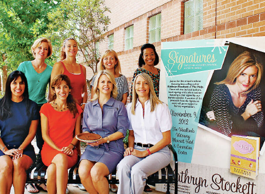 "Members of the Executive Committee of The John Cooper School's Signatures Author Series are anticipating a visit from headlining author Kathryn Stockett, whose novel, ""The Help,"" has sold more than 10 million copies."