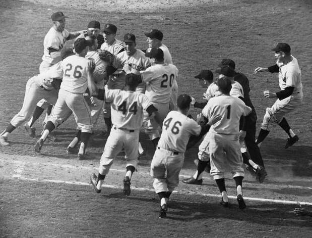 Let S Go To The Morgue 1962 World Series Sfgate