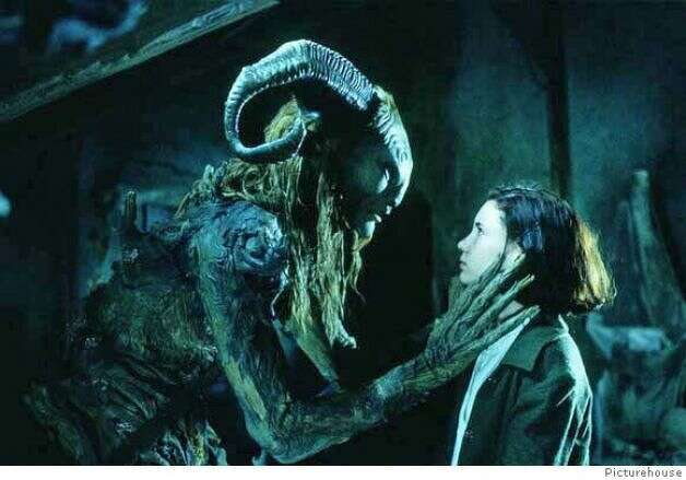 """Pan's Labyrinth"" -- a quality movie, without a doubt, but so ugl throughout and with the most distubring ending imaginable. I'd rather not have seen it."