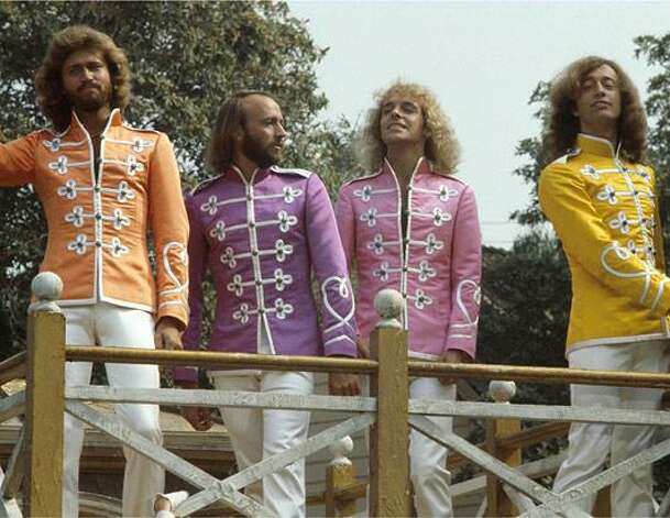Sergeant Pepper's Lonely Hearts Club Band:  The end of the BeeGees wild ride, and a career mistake for Peter Frampton.  Great choice from Bauhaus.