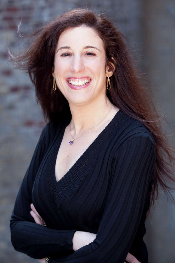 "Pam Belluck, author of ""Island Practice"" will appear at the New Canaan library Oct. 21. Photo: David Beyda, Contributed / New Canaan News Contributed"
