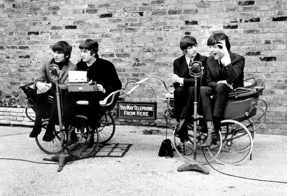 ''A Hard Day's Night.'' (deek) Photo: MIRAMAX FILMS, Miramax Films / MIRAMAX FILMS
