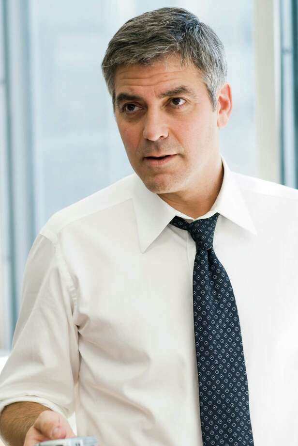 "George Clooney in ""Michael Clayton""  (jtyler) Photo: Myles Aronowitz"