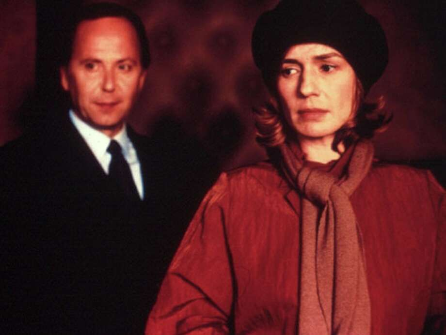 "Fabrice Luchini and Sandrine Bonnaire in ""Intimate Strangers."" (jtyler, who has excellent taste.) (Paramount Classics 2004)"