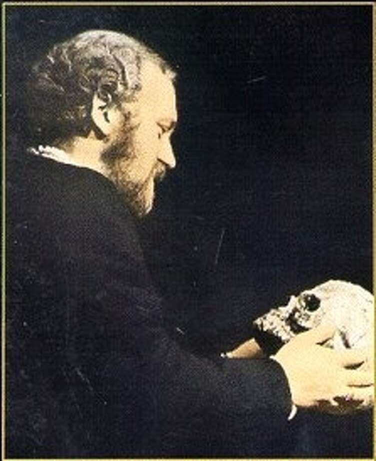"Nicol Williamson in ""Hamlet,"" 1969 (Chronicle Archive)"