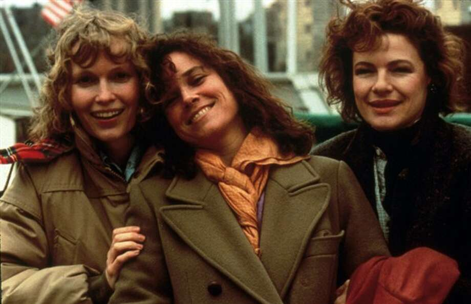 """Hannah and Her Sisters.""  No one suggested this, but I think it belongs -- along with ANNIE HALL and MANHATTAN.  Woody's big three."