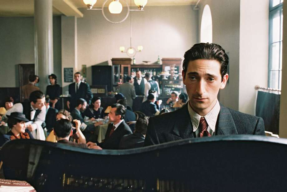 THE PIANIST (waterfront dude) Photo: HANDOUT, SFC / CHRONICLE