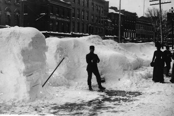 The Blizzard of 1888.