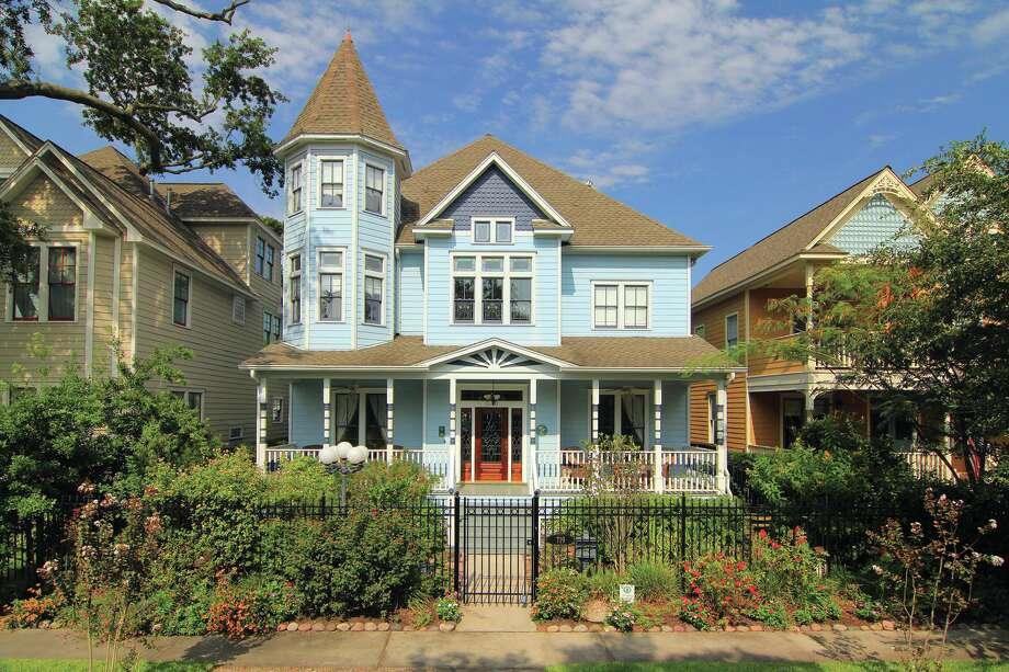 719 Oxford| $845,000 | Heritage Texas Properties | Agent: Drake Terrell | 713.965.0812 | Photo: HTP