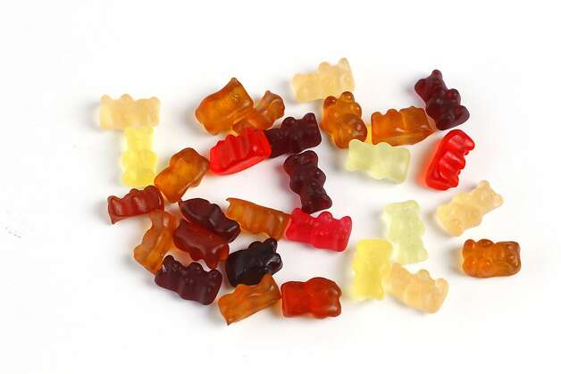 Gummy bears for Halloween and the World Series Photo: Craig Lee, Special To The Chronicle