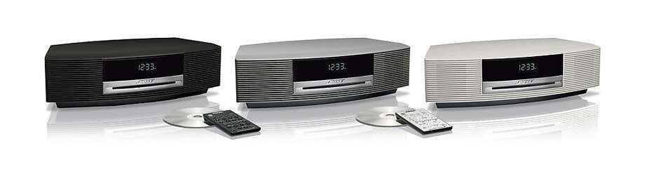 The Bose Wave System III costs $499 and delivers top-quality sound that can fill a small room. Photo: Bose