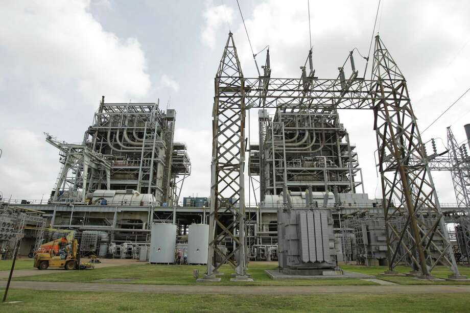 NGR Energy's S.R. Bertron Power Plant, 2102 Miller Cut Off Rd., shown Tuesday, June 12, 2012, in La Porte. The electric generating station is being put back on-line after being mothballed. Photo: Melissa Phillip, Houston Chronicle / © 2012 Houston Chronicle